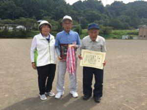3位 東吾妻町Fチーム